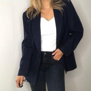 Pendleton Vintage | Wool Navy  Blazer Jacket Wool